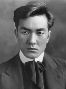Sessue Hayakawa en 1915