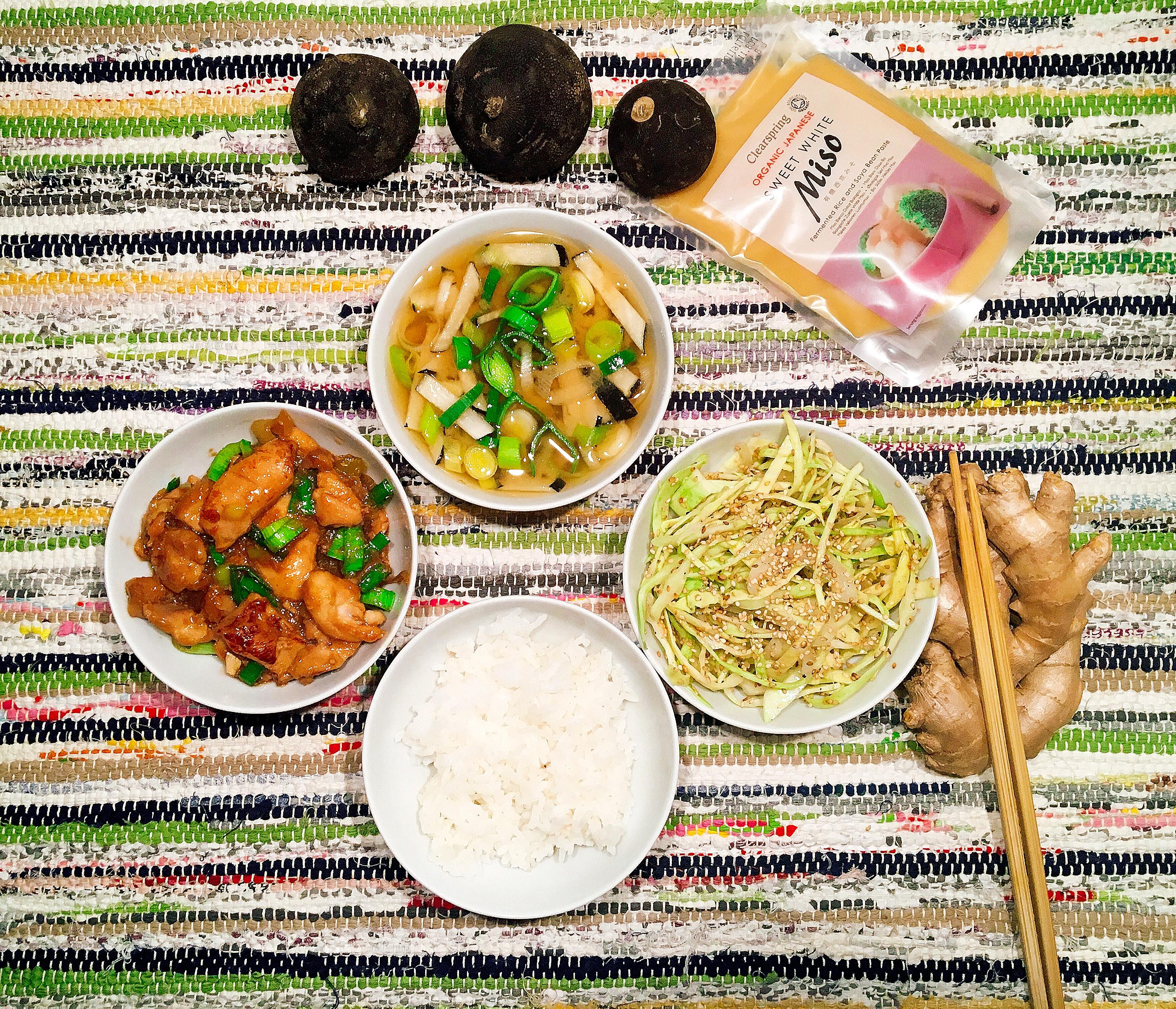 Un déjeuner de Yakuza!